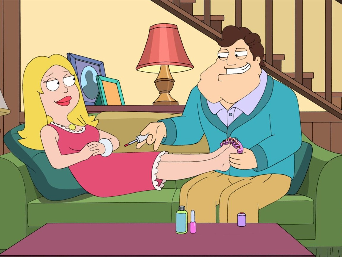 American Dad - Season 9 Episode 16: The Boring Identity