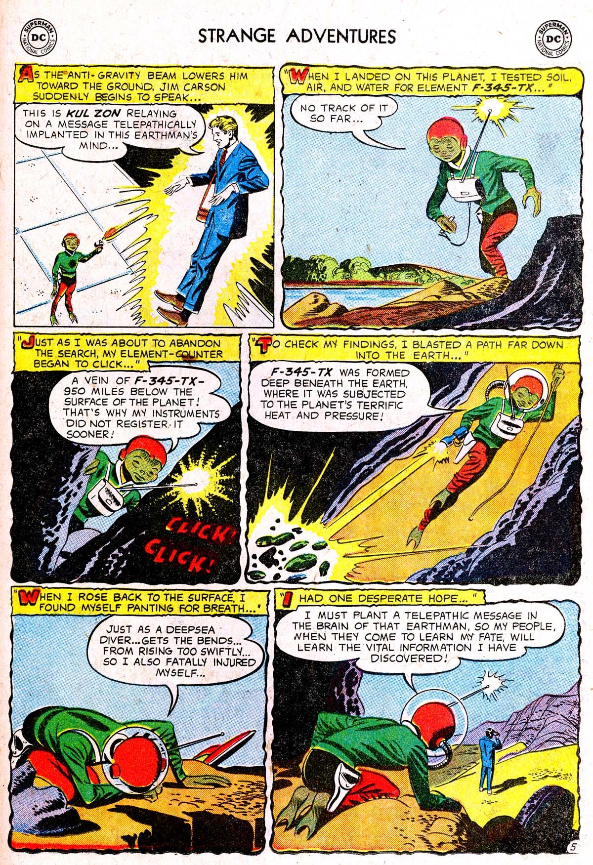Strange Adventures (1950) issue 88 - Page 23