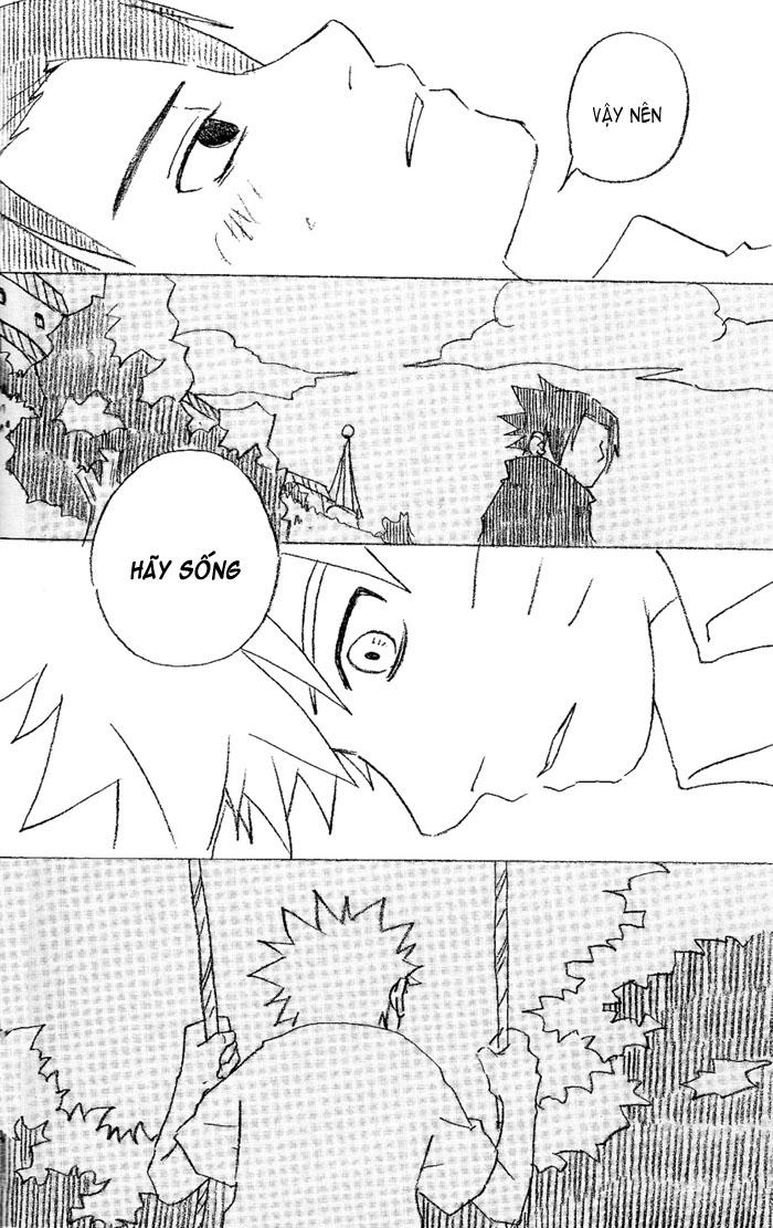 Hình ảnh  NaruSasu4ever %25252017%252520yearold%252520report 013 in Naruto Doujinshi - White paper