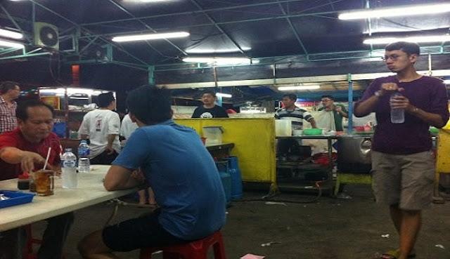 Cerita Abang Gojek dan Sopir Taksi tentang Warung yang Mendadak Laris