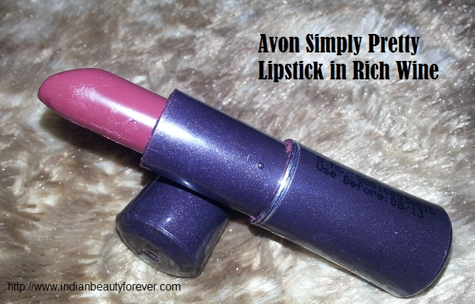 Avon Simply Pretty Color Bliss Lipstick