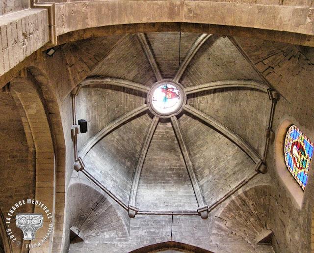 MANOSQUE (04) - Eglise Saint-Sauveur (XIIe-XIVe siècles)