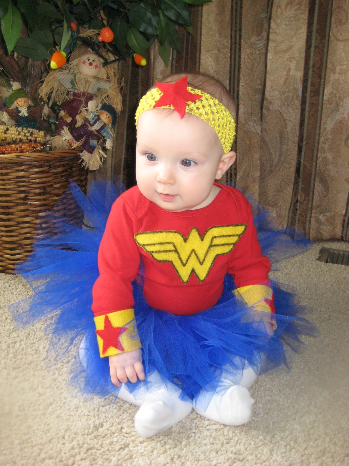 Superior Homemade Baby Girl And Boy Halloween Costumes 9 12 Months