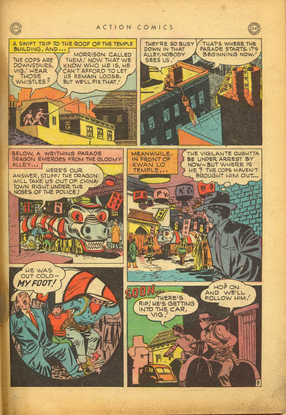Read online Action Comics (1938) comic -  Issue #112 - 47