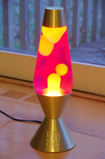 Mix And Chic Product Review The Original Lava Lamp