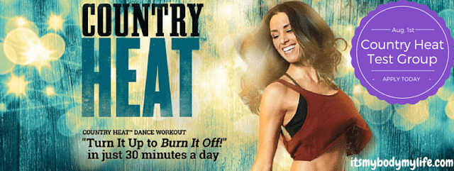country heat, country heat review, results, transformation, lline dancing, zumba, jo dee messina, blake shelton, autumn calabrese, 21 day fix meal plan, portion fix,
