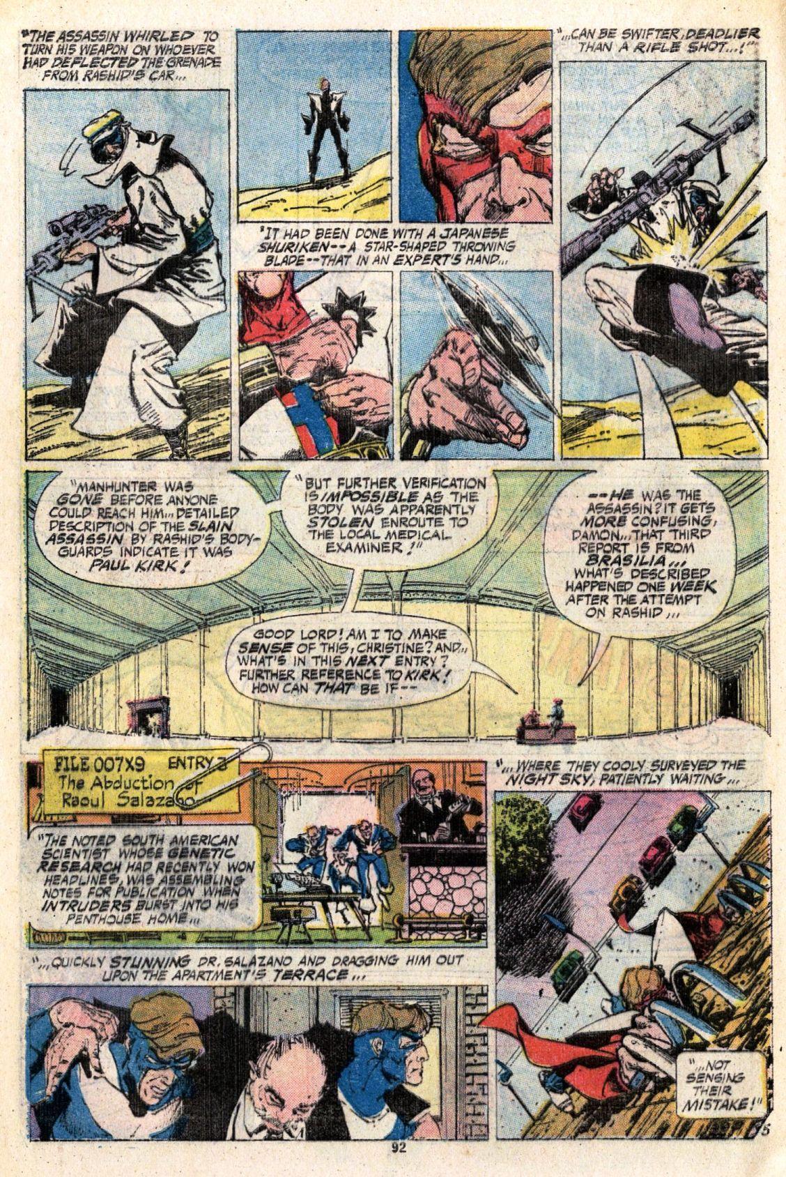 Detective Comics (1937) 438 Page 92