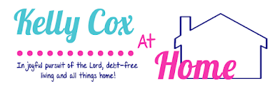 kelly cox, christian blog, debt free living, homemaking blog, homemaking, home life, debt free college