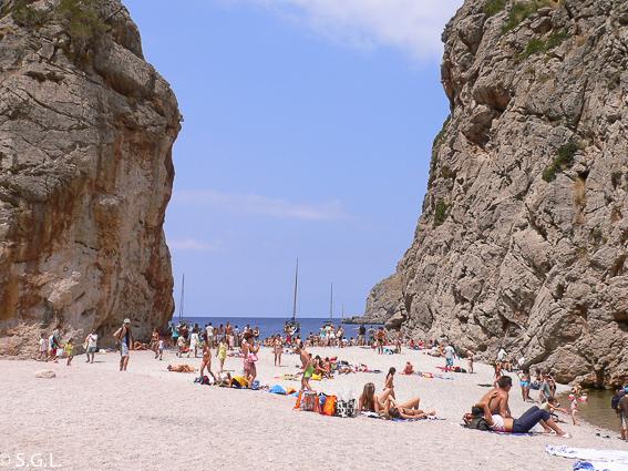 Torrent de Pareis en Mallorca. Las 10 mejores cosas que ver en Mallorca