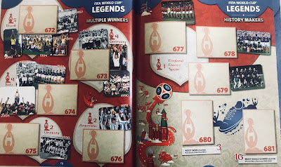 Fifa World Cup Legends Russia 2018