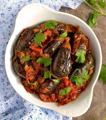 Baby Eggplant Recipes