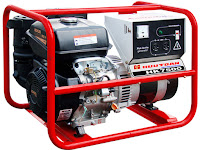 máy phát điện honda hữu toàn