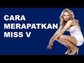 Image Mengencangkan miss v dari luar dan dari dalam  | TVS dan Ratu Rapet
