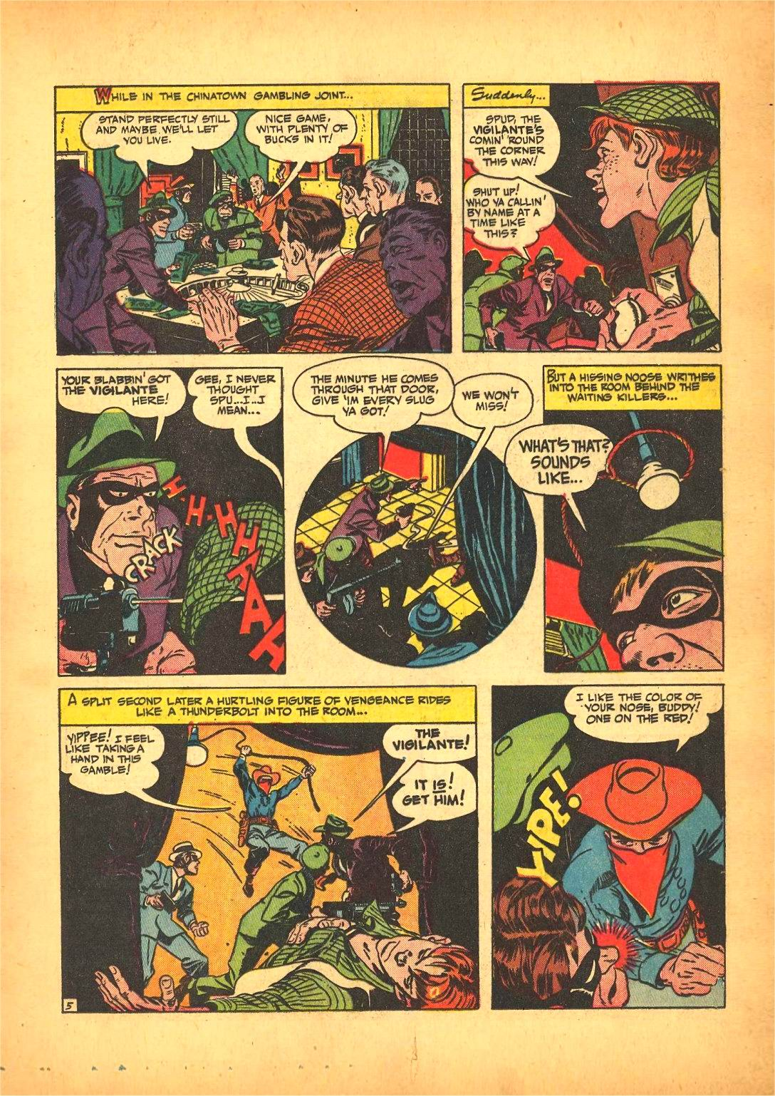 Read online Action Comics (1938) comic -  Issue #50 - 29