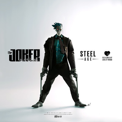 "Preview de Steel Age ""The Joker"" - 3A"