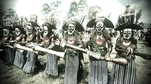 Hijos perdidos de los Anunnaki CONFIRMADOS: El ADN de la tribu melanesia lleva genes de especies desconocidas
