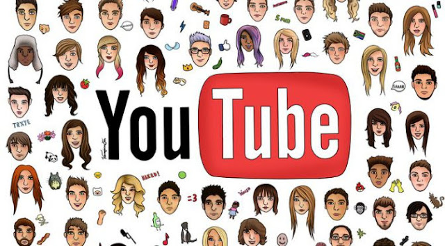 Bintang Sukses Youtube Dunia