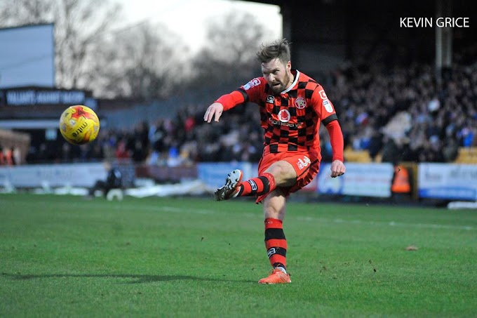 Laird Backs the Saddlers to 'Have Another Go' at Promotion