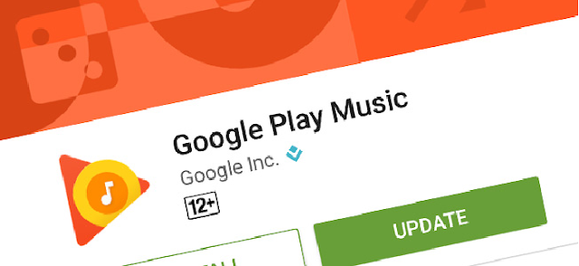 Google Play Music v7.14 Update by Google with Whole New Experience