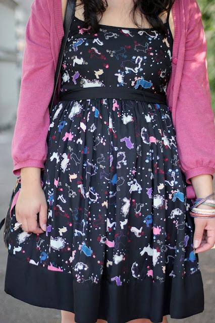 Erin Fetherston for Target Bunny Print Dress