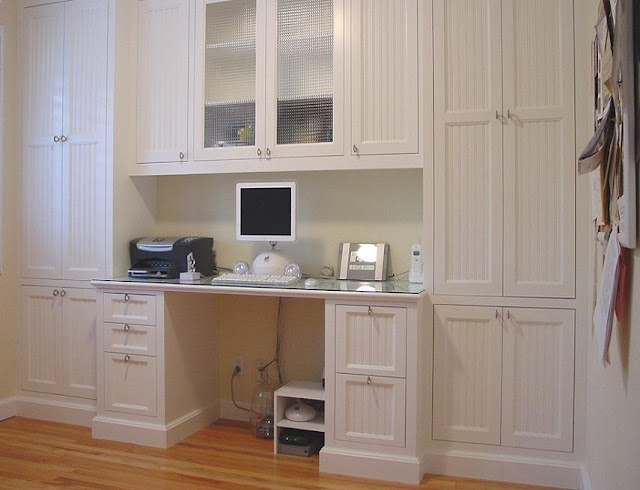 best buy white beadboard office furniture sets for sale