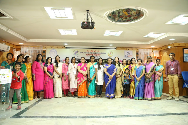 SIAWED honoured Budding Entrepreneurs on Women's Day Celebrating Womanhood – WE POWER 217