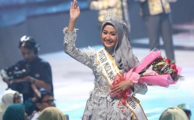 Daftar Pemenang Puteri Muslimah Indonesia 2016