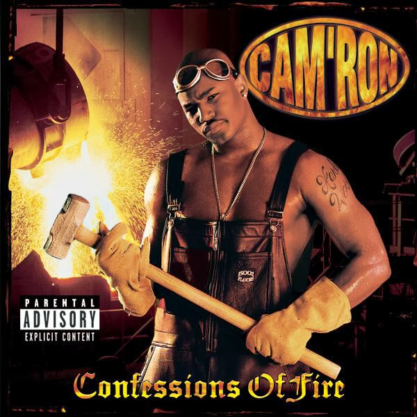 Cam'ron - Confessions of Fire  Cover