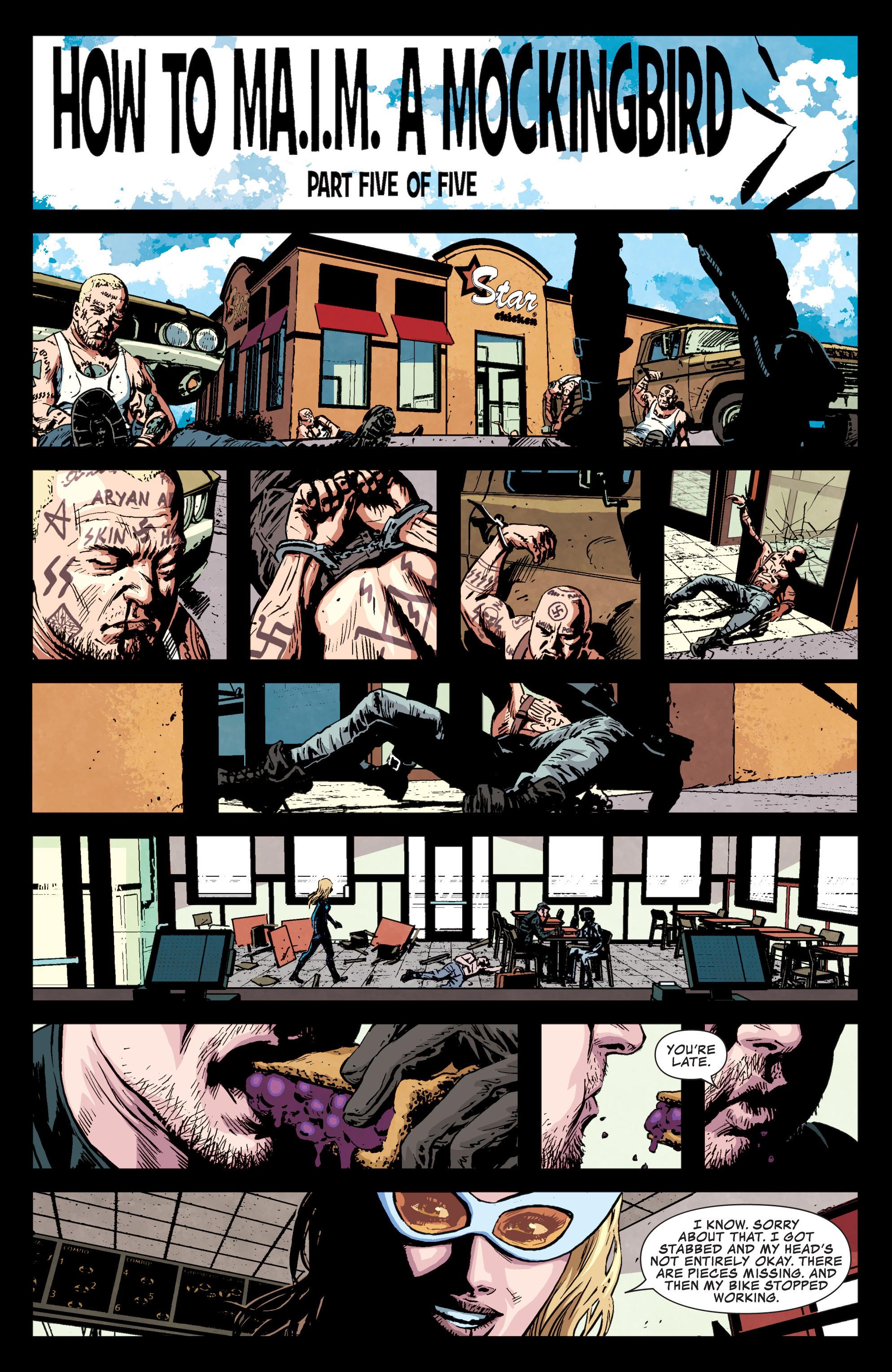 Read online Secret Avengers (2014) comic -  Issue #16 - 20