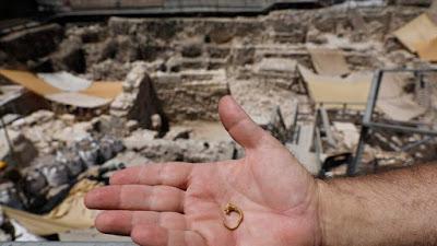 Σπουδαίο εύρημα της πρώιμης ελληνιστικής περιόδου στην Ιερουσαλήμ