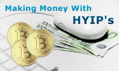 Hướng dẫn đầu tư HYIP kiếm tiền Bitcoin online