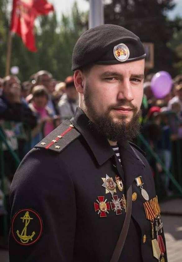Camp 169: United Armed Forces of Novorossiya: COMMANDER