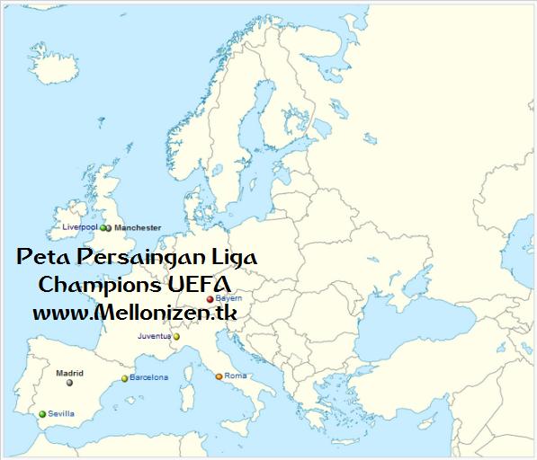 Gambar Posting Jadwal Penentuan Juara Liga-Liga Eropa 2018