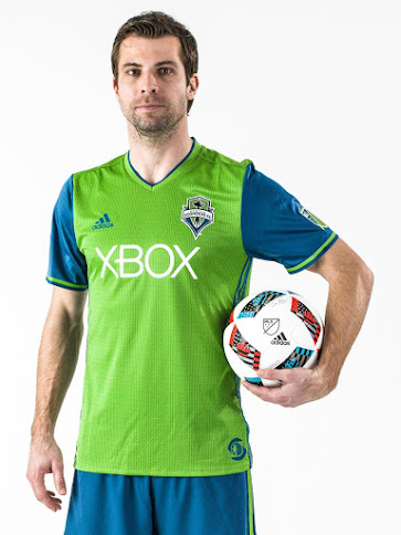 best service 17457 efd1b Seattle Sounders 2016 Home and Third Kits Released - Footy ...