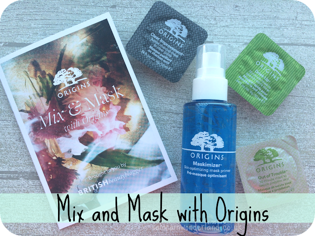 mix and mask box origins