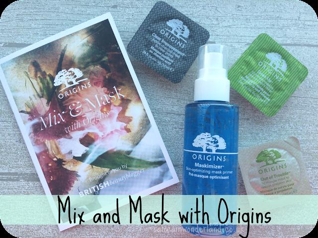 mix and mask box origins
