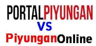 Menilik situs PortalPiyungan vs PiyunganOnline dari kacamata Blogger