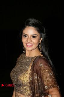 Actress Anchor Sri Mukhi Pictures at Araku Road Lo Audio Launch  0173.JPG