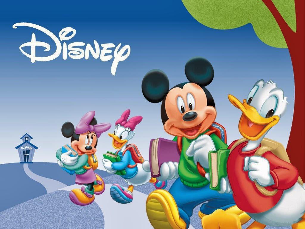 Animasi Kartun Mickey Mouse Gambar Kartun