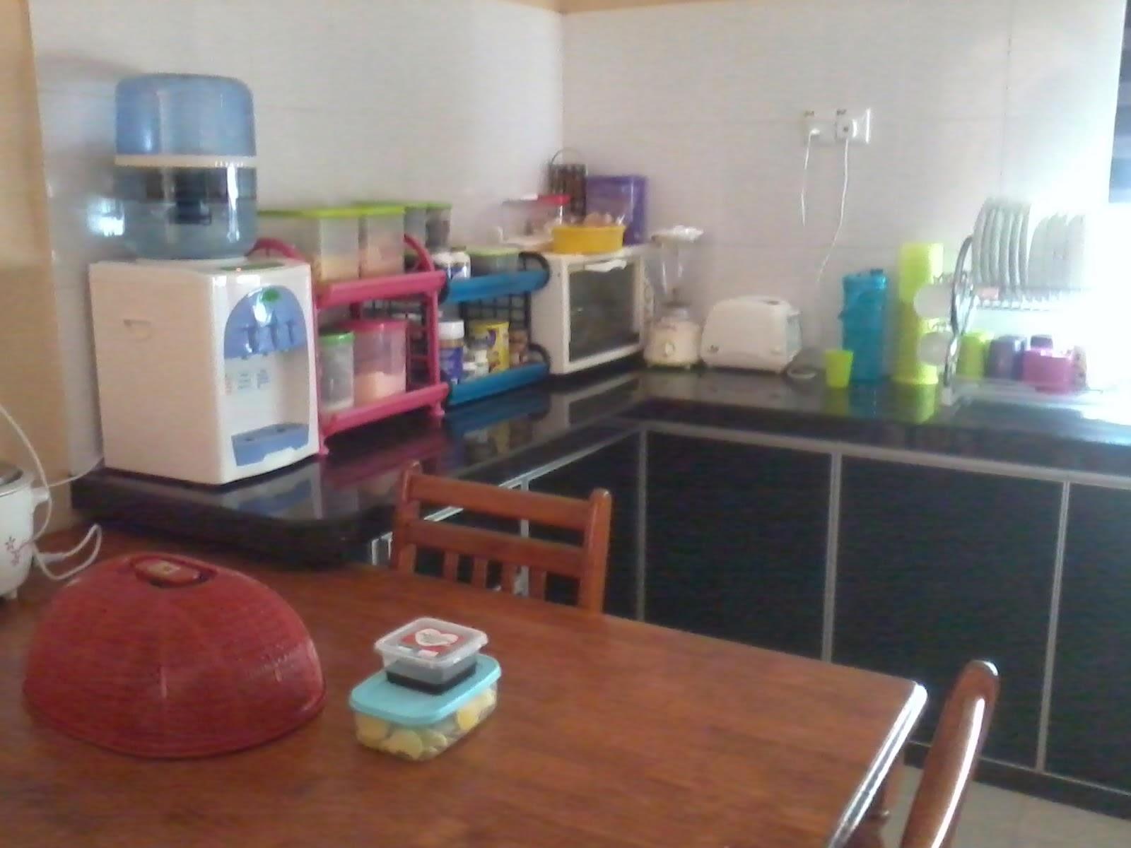 Ni K Susun Atur Kawasan Dapur