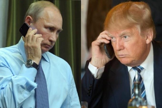 Звонок другу. Украинские лидеры смертельно боятся телефонного разговора Трампа и Путина