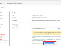Como aprovar Blogger no Google Adsense