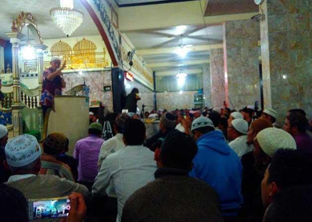 Dakwah Ustadz Felix di Bukittinggi Aman, Tidak ada Kelompok Intoleran Disana