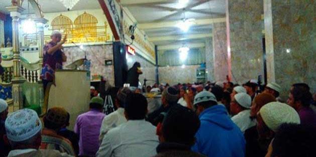 Alhamdulillah, Dakwah Ustadz Felix di Bukittinggi Aman, Tidak ada Kelompok Intoleran Disana