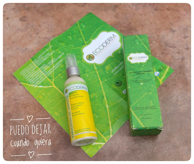 Emulsion de Limpieza de Ecoderm
