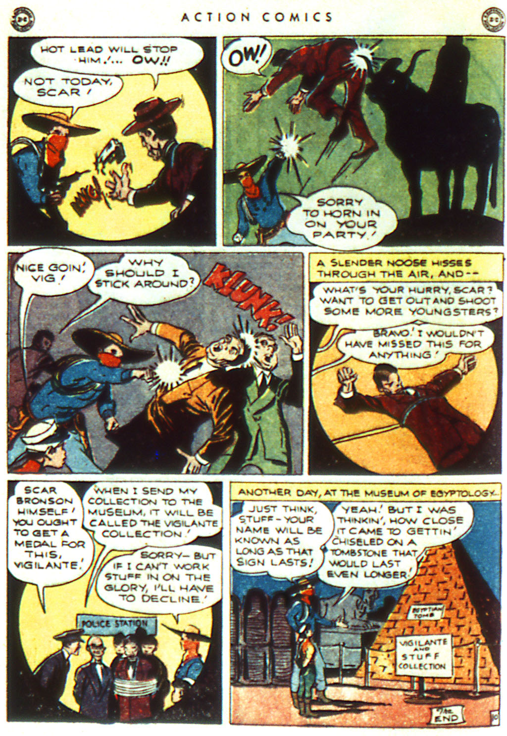 Read online Action Comics (1938) comic -  Issue #98 - 48