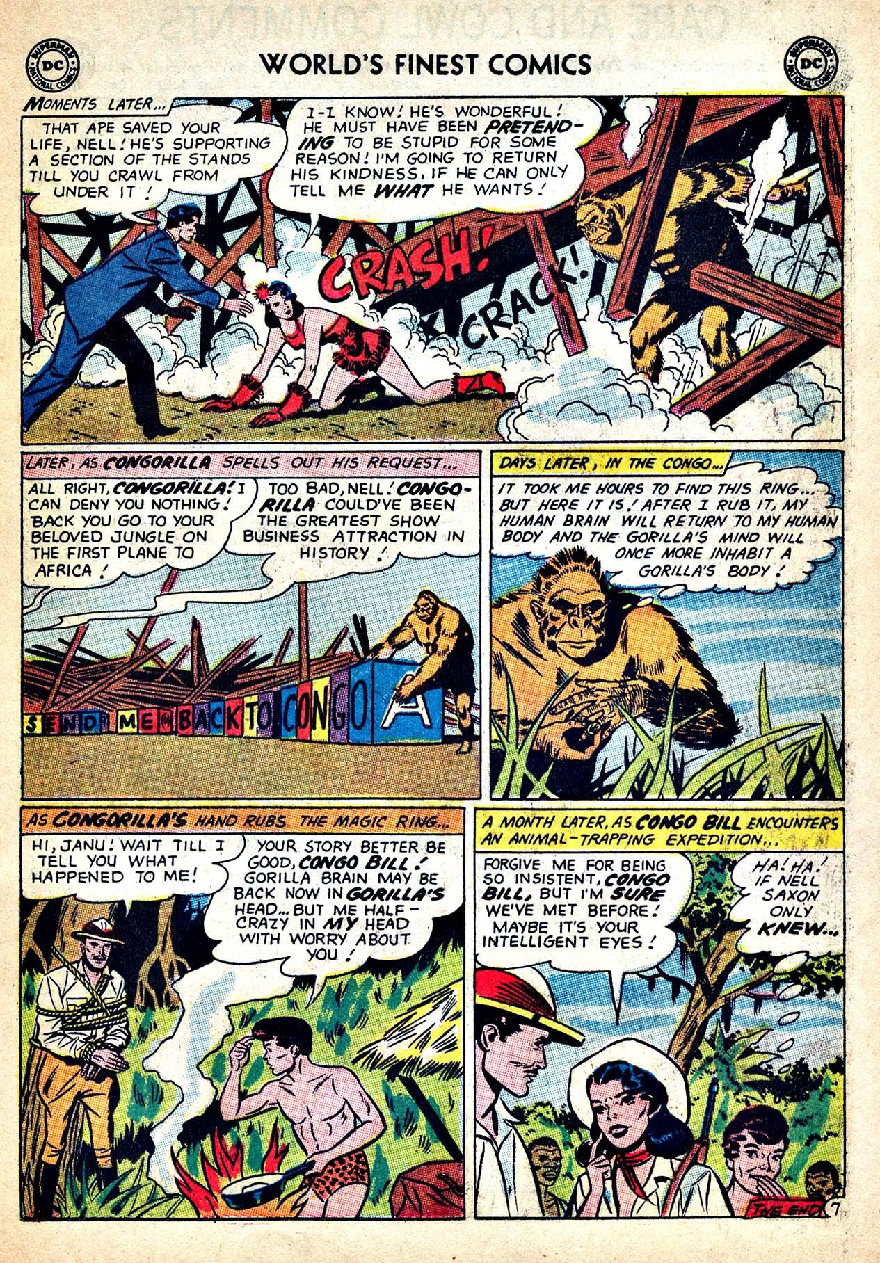 Read online World's Finest Comics comic -  Issue #150 - 31
