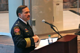 Fairfax County Police Watch: Chief Rhoerer get new stripes ...