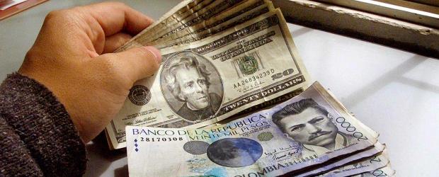 Dolar Colombia - Pesos Colombianos