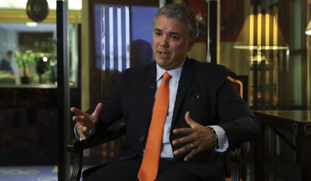 Duque promoverá el retiro de Colombia de la Unasur